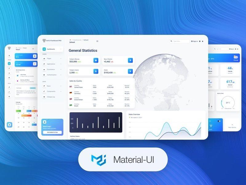 Soft UI Dashboard PRO Material-UI - React